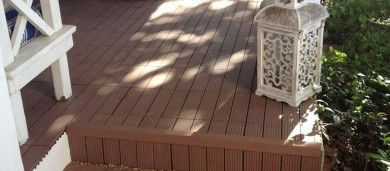 Install your new deck in an afternoon